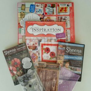 Crafter's Inspiration Issue 7 Summer 2015 Edition