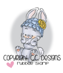 C.C.Designs_Clear_Stamp_Sweet_Bunny_m